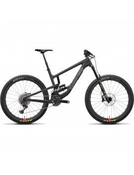 Santa Cruz Bronson 3 CC XX1Custom Matt Carbon
