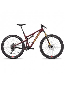 Santa Cruz Tallboy CC XX1 2019 Ox Blood