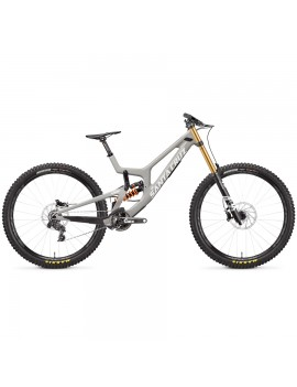Santa Cruz V10 29 X01 Build Gloss Grey
