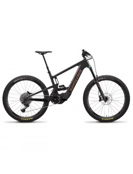 Santa Cruz Heckler CC S 2020 Carbon Black