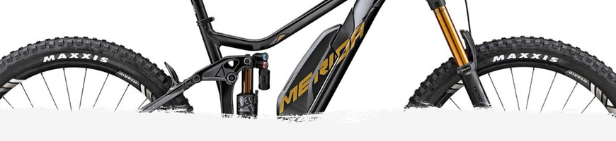 Merida e-bikes for sale in Nottingham by sshokwave bikes